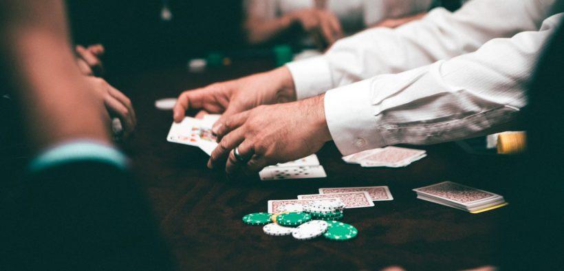 gambling bankroll
