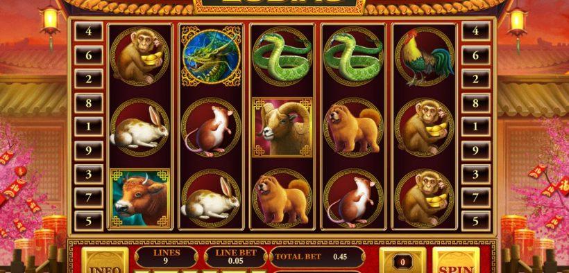 2020 Slot Machines