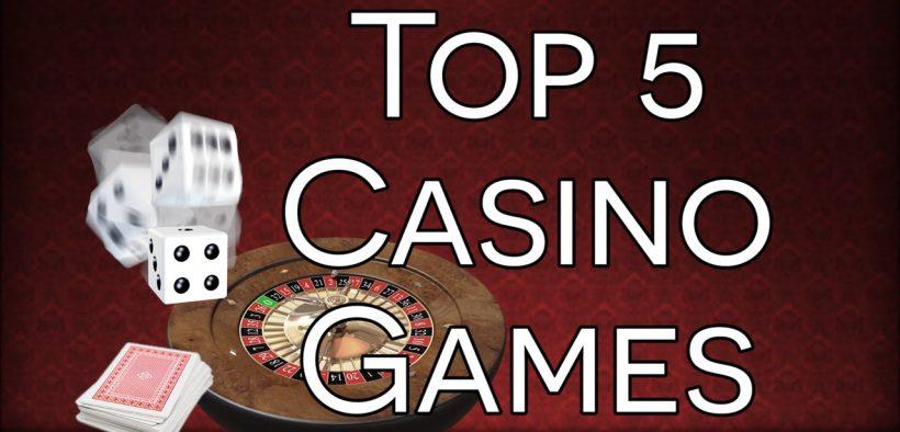 casino games in the 2020
